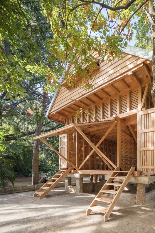 The Dovecote-Granary / Tiago do Vale Arquitectos, © João Morgado