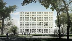 Francisco Moure + Pablo Saric + Tomás Villalón diseñarán edificio corporativo de la Universidad Central de Chile