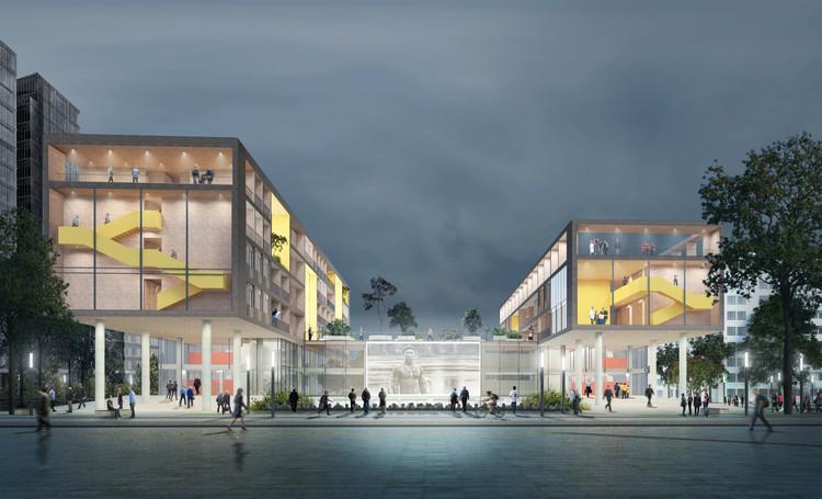 FP Arquitectura gana concurso para diseñar El Camino, nueva unidad operativa en Bogotá, Cortesía de FP Arquitectura