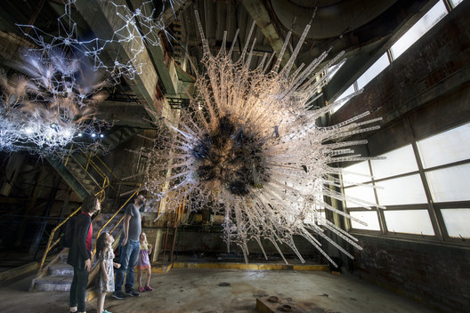 Living Architecture 'Astrocyte' Questions Whether Buildings Can Think and Care