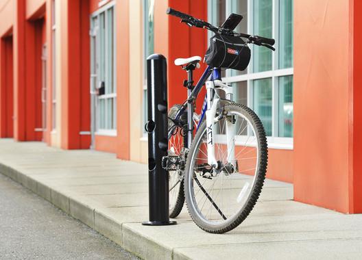 Bike Parking Bollards | Reliance Foundry. Image Courtesy of Reliance Foundry