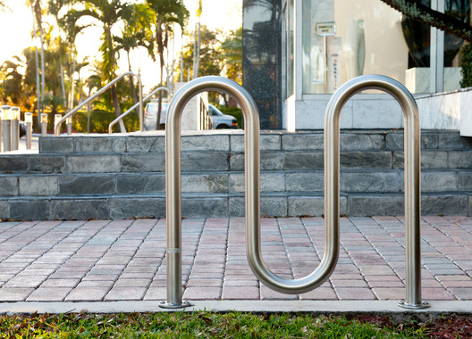Commercial Bike Racks | Reliance Foundry. Image Courtesy of Reliance Foundry