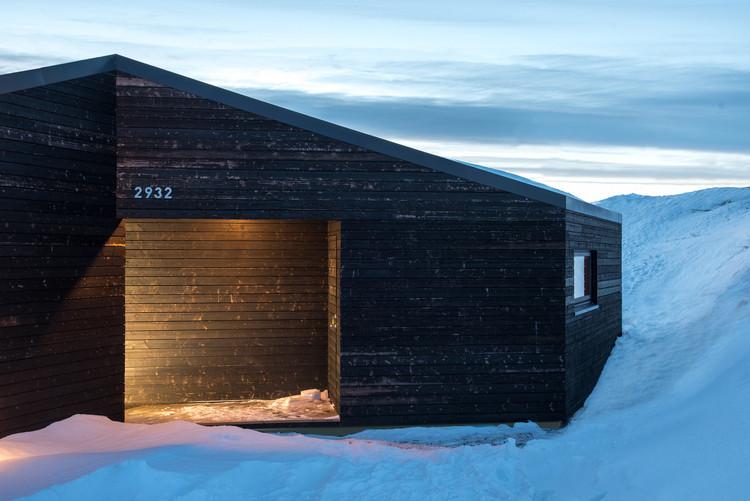 Cabin Sjusjøen / Aslak Haanshuus Arkitekter, Courtesy of Aslak Haanshuus Arkitekter