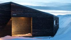 Cabin Sjusjøen / Aslak Haanshuus Arkitekter