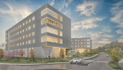 University of Arkansas to Construct America's First Large-Scale, Mass Timber Higher Ed Residence Hall and Living Learning Project