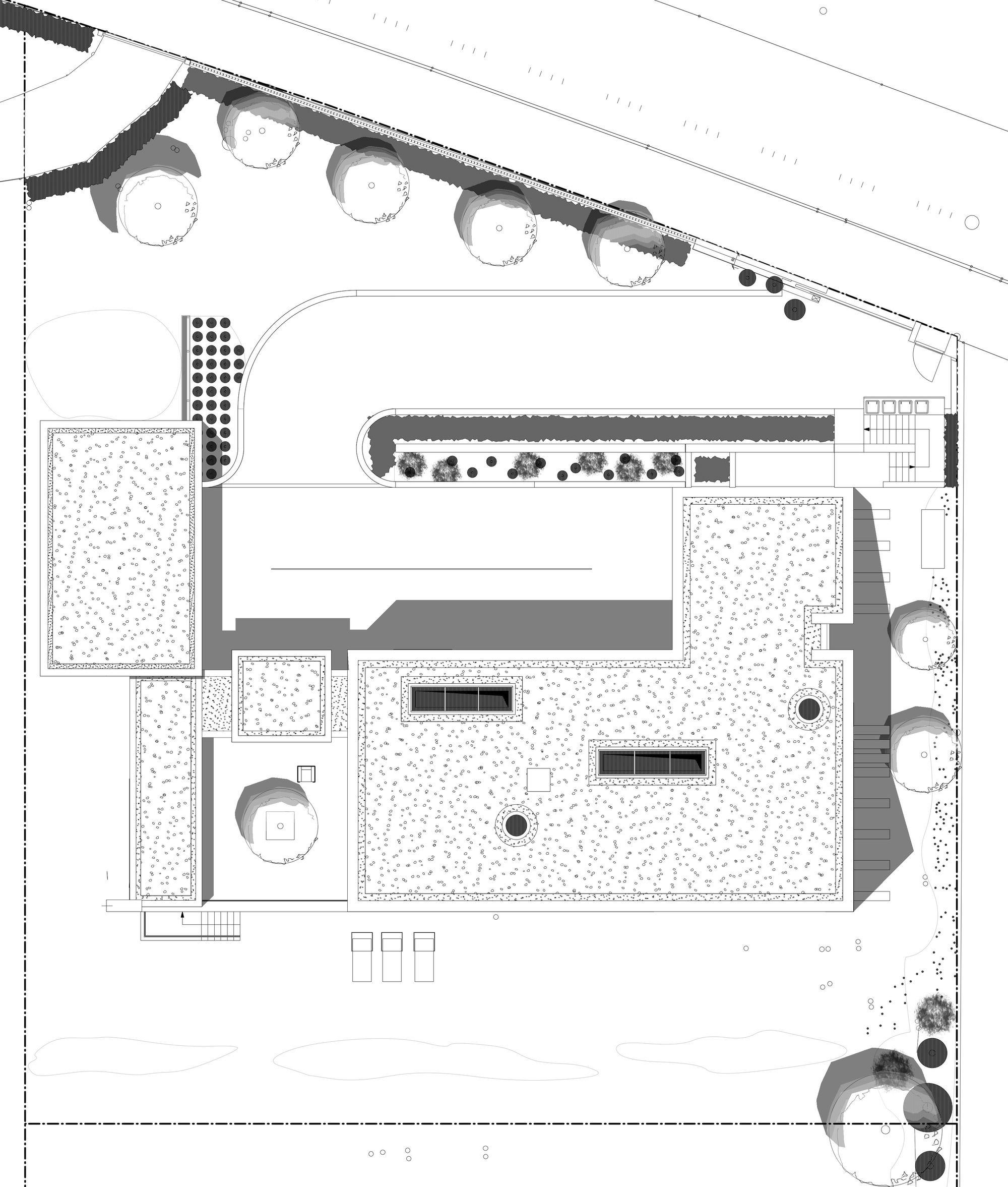 Galer a de casa fmb fuchs wacker architekten 30 - Fmb architekten ...