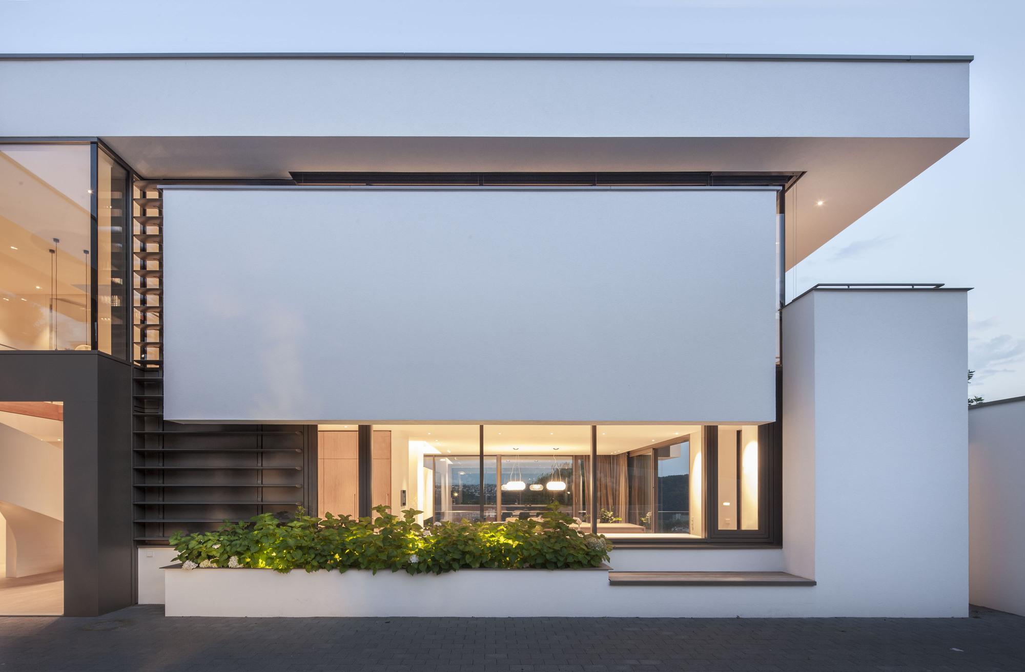 Gallery of house fmb fuchs wacker architekten 7 - Fmb architekten ...