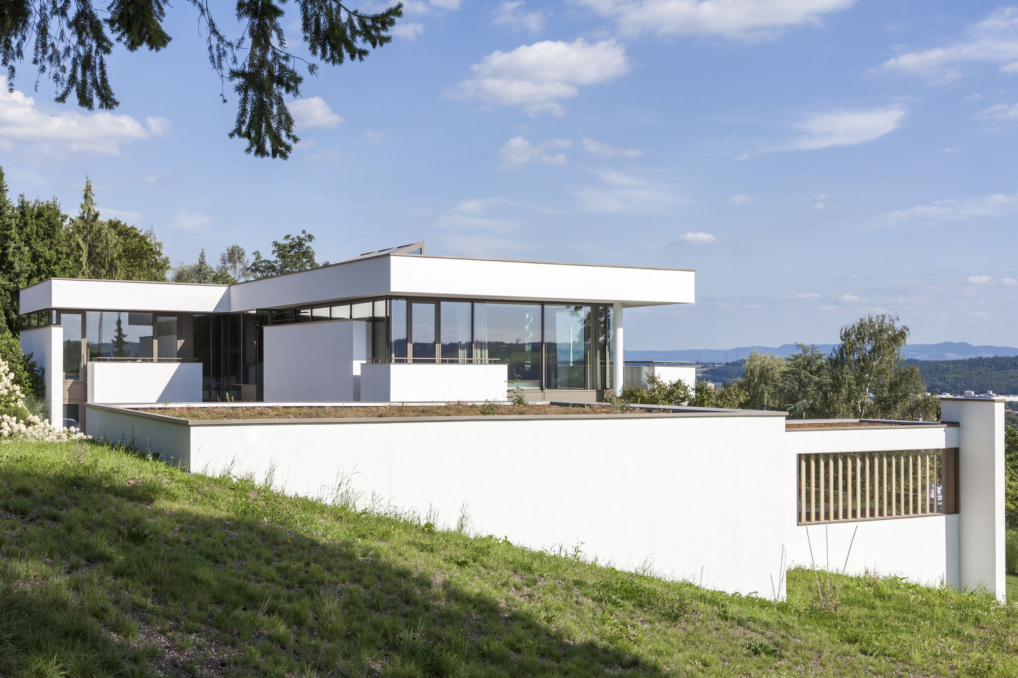 Gallery of house fmb fuchs wacker architekten 24 - Fmb architekten ...