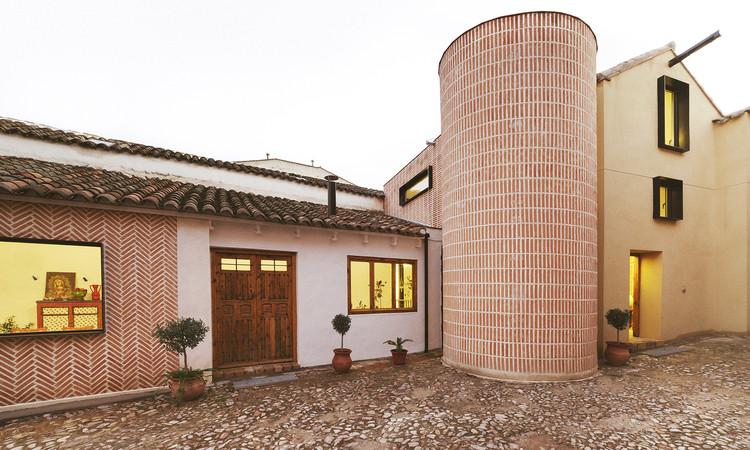 Reforma de Antiguo Pajar en Toledo / OOIIO Arquitectura, © OOIIO Arquitectura, josefotoinmo
