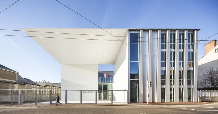 Limoges Courthouse / ANMA, © Sergio Grazia