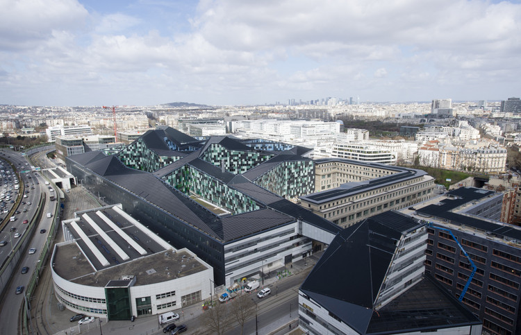 New Ministry of Defense in Paris / ANMA, © Cécile Septet