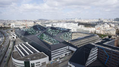 New Ministry of Defense in Paris / ANMA