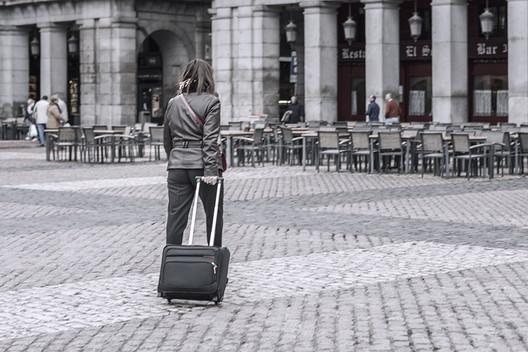 Plaza Mayor de Madrid. Image © Fernando Galán Hernández [Flickr], bajo licencia CC BY 2.0