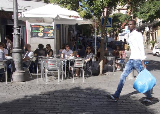 Barrio de Lavapiés de Madrid. Image © Leif Harboe [Flickr], bajo licencia CC BY 2.0