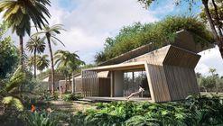 Aprendendo com a natureza: conheça o projeto do Votu Hotel