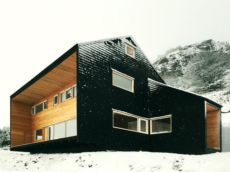 Mountain House / Armando Montero, Courtesy of Armando Montero