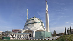 Marmara University Faculty of Theology Mosque / Hassa Architecture Engineering Co.