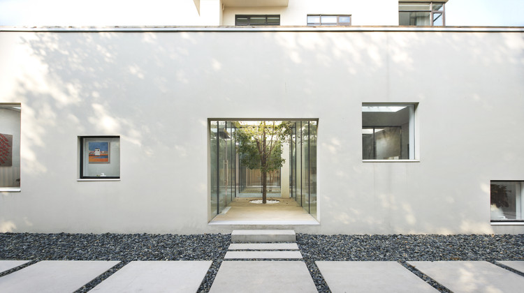 BMLZ Villa Office / Tsutsumi & Associates, © Hiromatsu Misa, Yuming Song