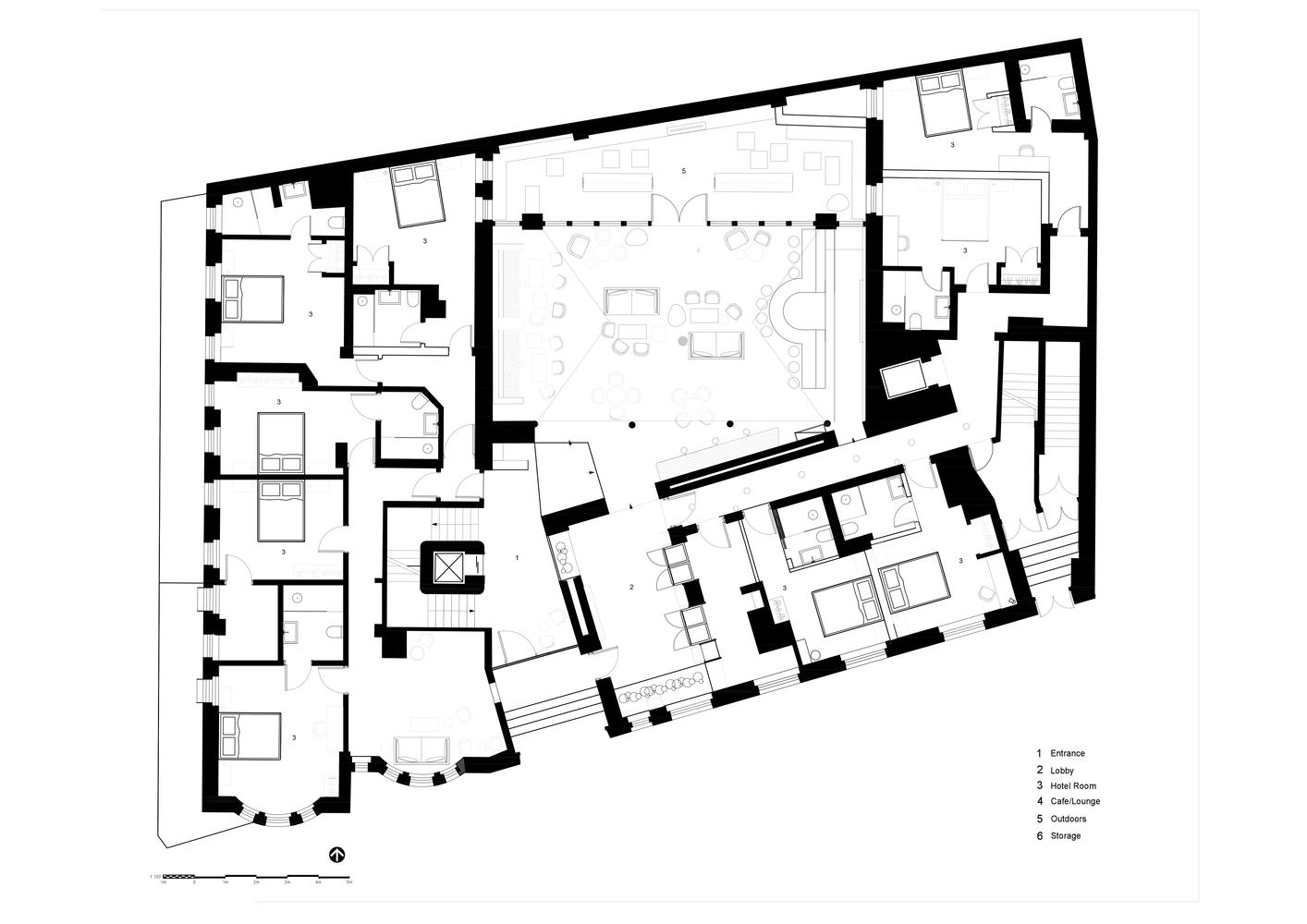 Gallery Of Mychelsea Boutique Hotel Design Haus Liberty 21