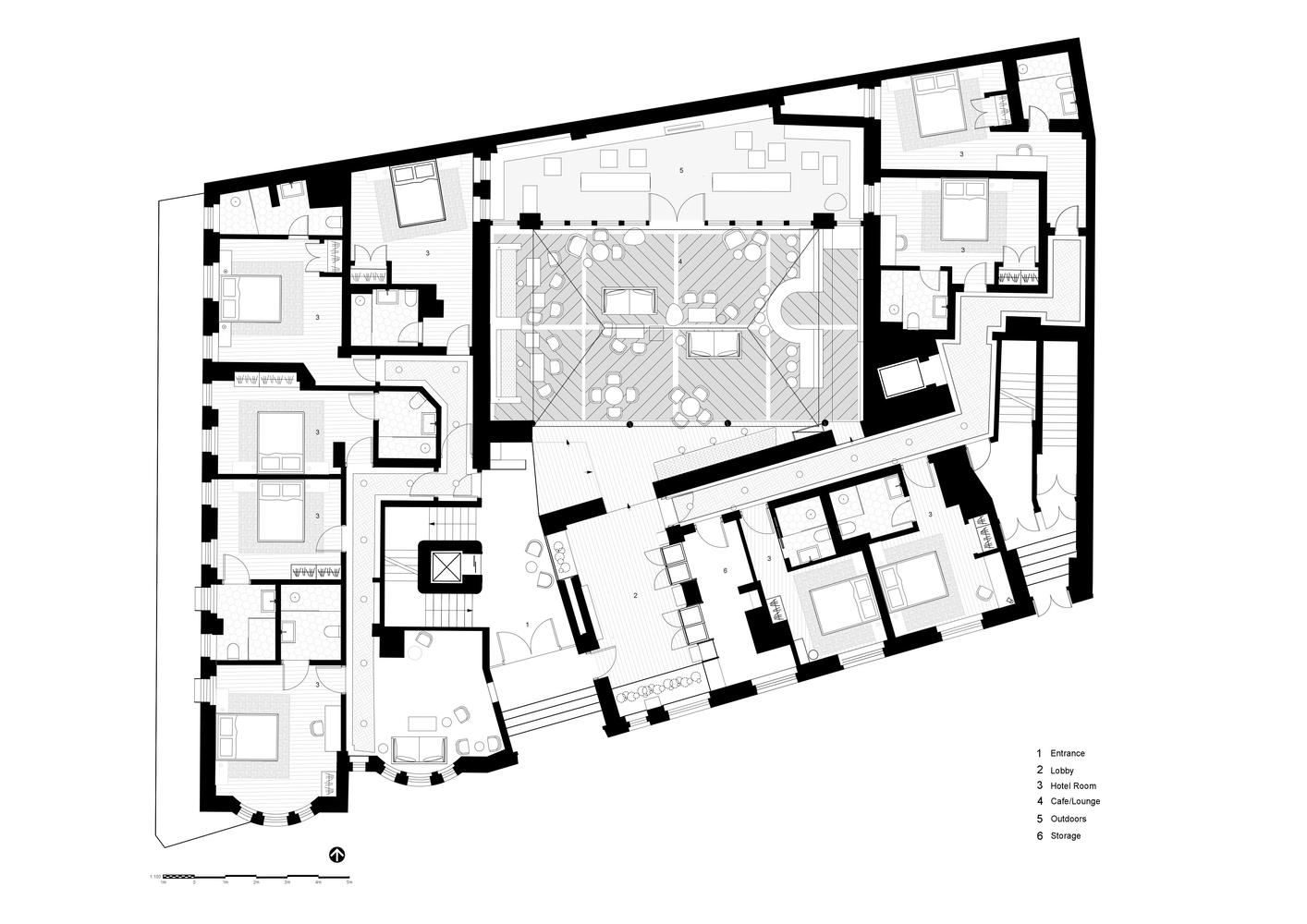 Gallery Of Mychelsea Boutique Hotel Design Haus Liberty 20