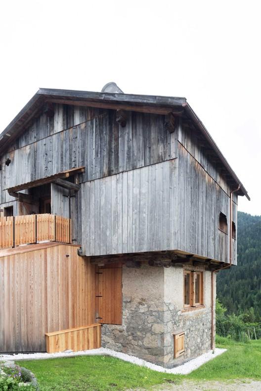 Alpine Barn DZ / EXiT architetti associati, © Alberto Sinigaglia
