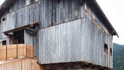 Alpine Barn DZ / EXiT architetti associati