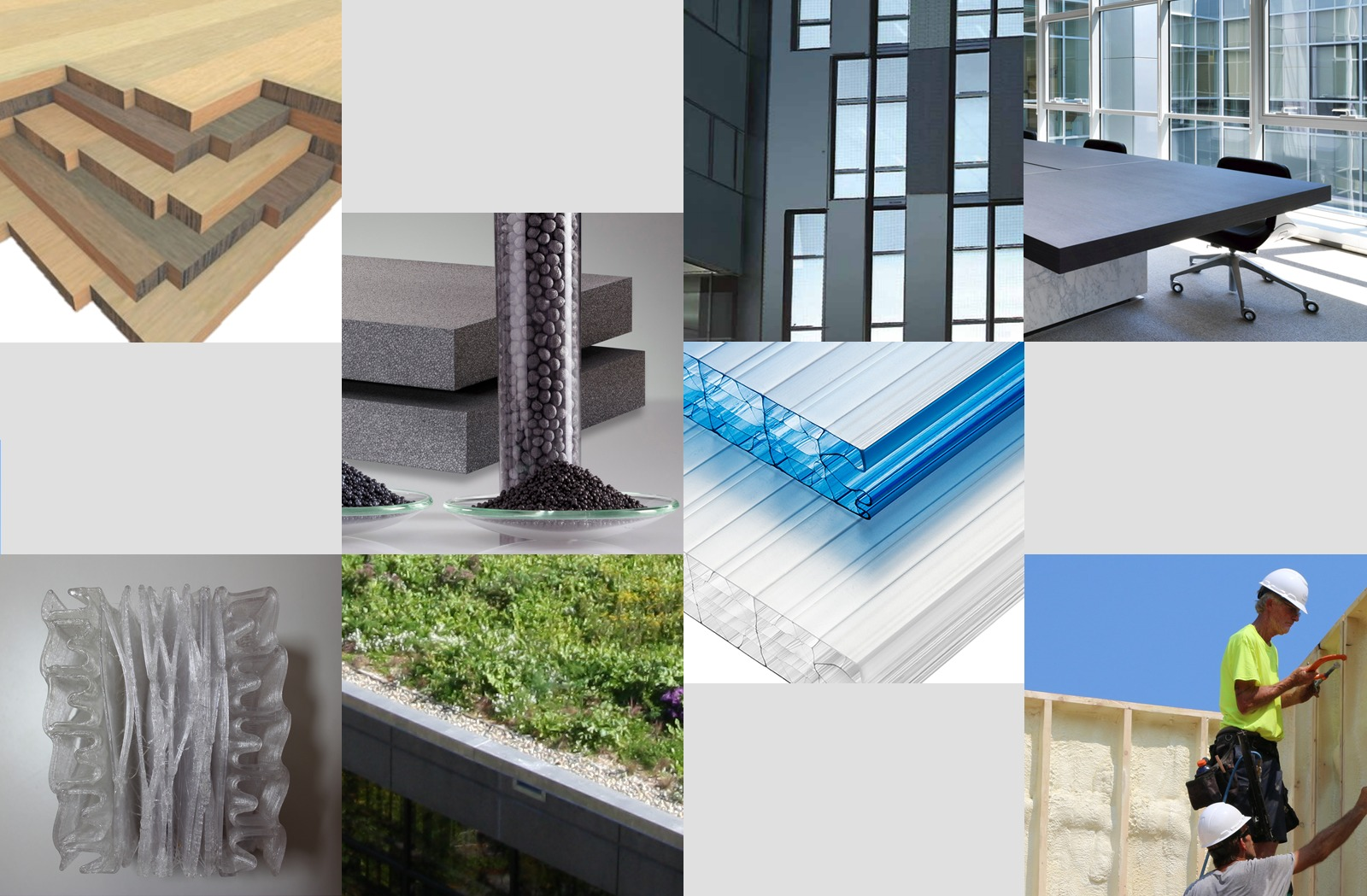 8 New Energy Efficient Materials Architects Should Know