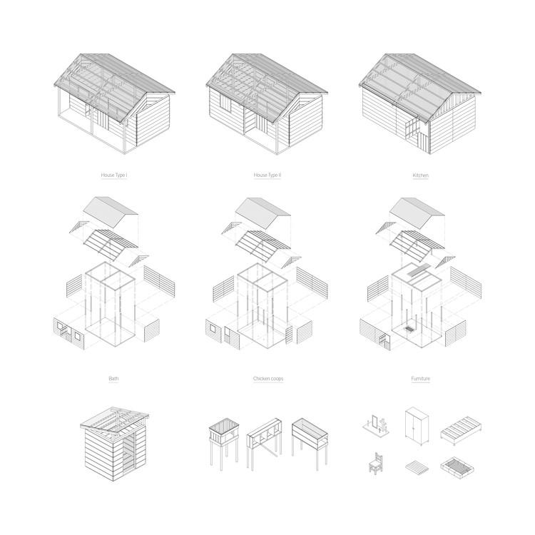 Arquitetura Que Transcende Barreiras De Linguagem Casas