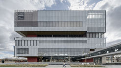 Ágora-Bogotá / Estudio Herreros + Consorcio Bermúdez Arquitectos