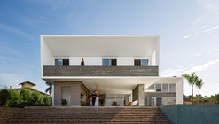 House in the Valley / idsp arquitetos