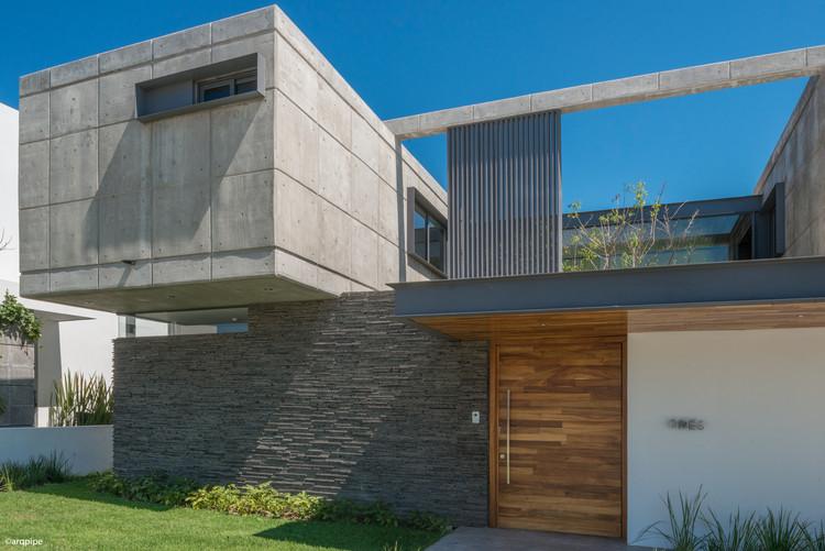 Residência SEKIZ / Di Frenna Arquitectos, © Felipe Reyes De La Madrid