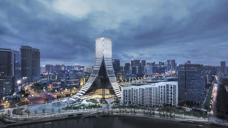 Chengdu ICON Yunduan / PES-Architects, © Zhewei Su