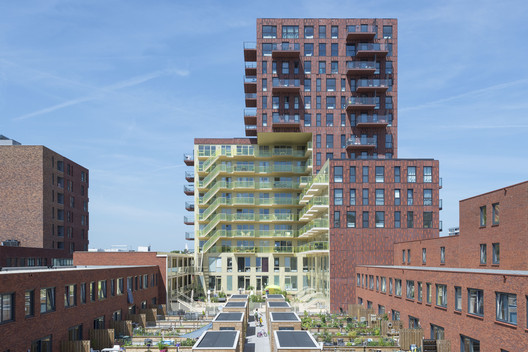 De Verkenner Tower / Mei architects and planners