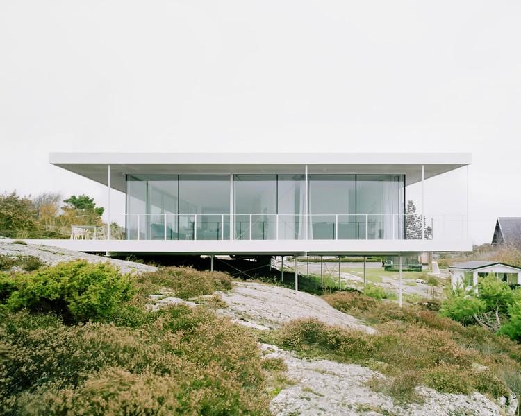 Plastic House II / Unit Arkitektur AB, © Per Nadén