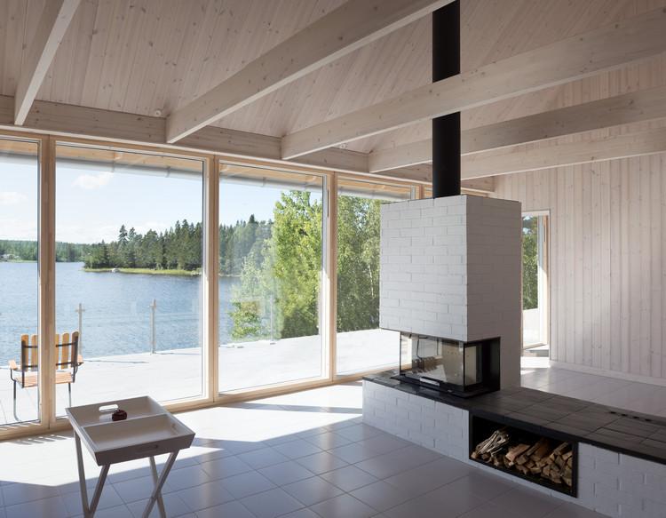 Hus Nilsson / Tina Bergman Architect, © Peter Guthrie