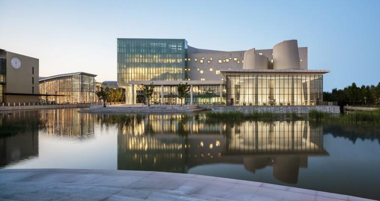 ShanghaiTech University / Moore Ruble Yudell, © Colins Lozada
