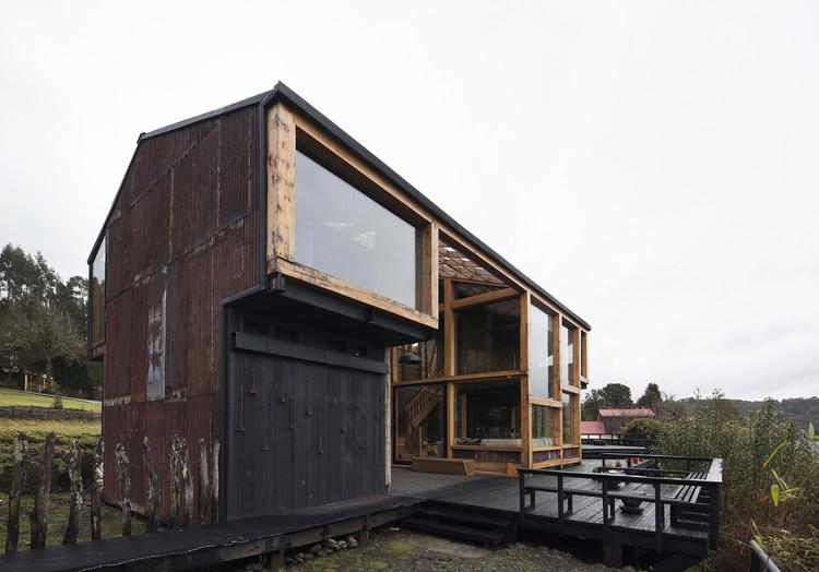 Casa Pollo / Ortuzar Gebauer Arquitectos, © Federico Cairoli