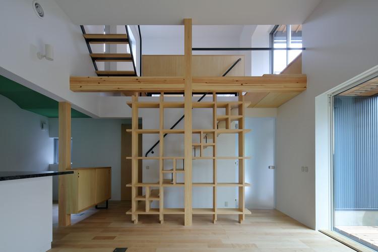 Casa H en Korien / Hisashi IKEDA Architects, © Kei Sugino