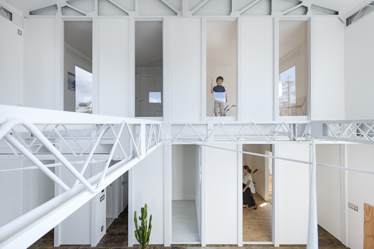 Renovation in Shizuoka / Shuhei Goto Architects, © Kenta Hasegawa