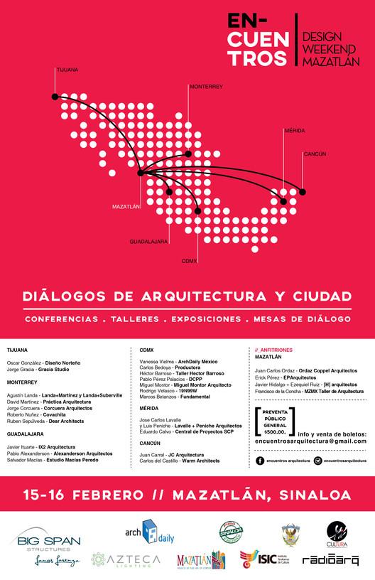 ENCUENTROS │ diálogos de arquitectura y ciudad