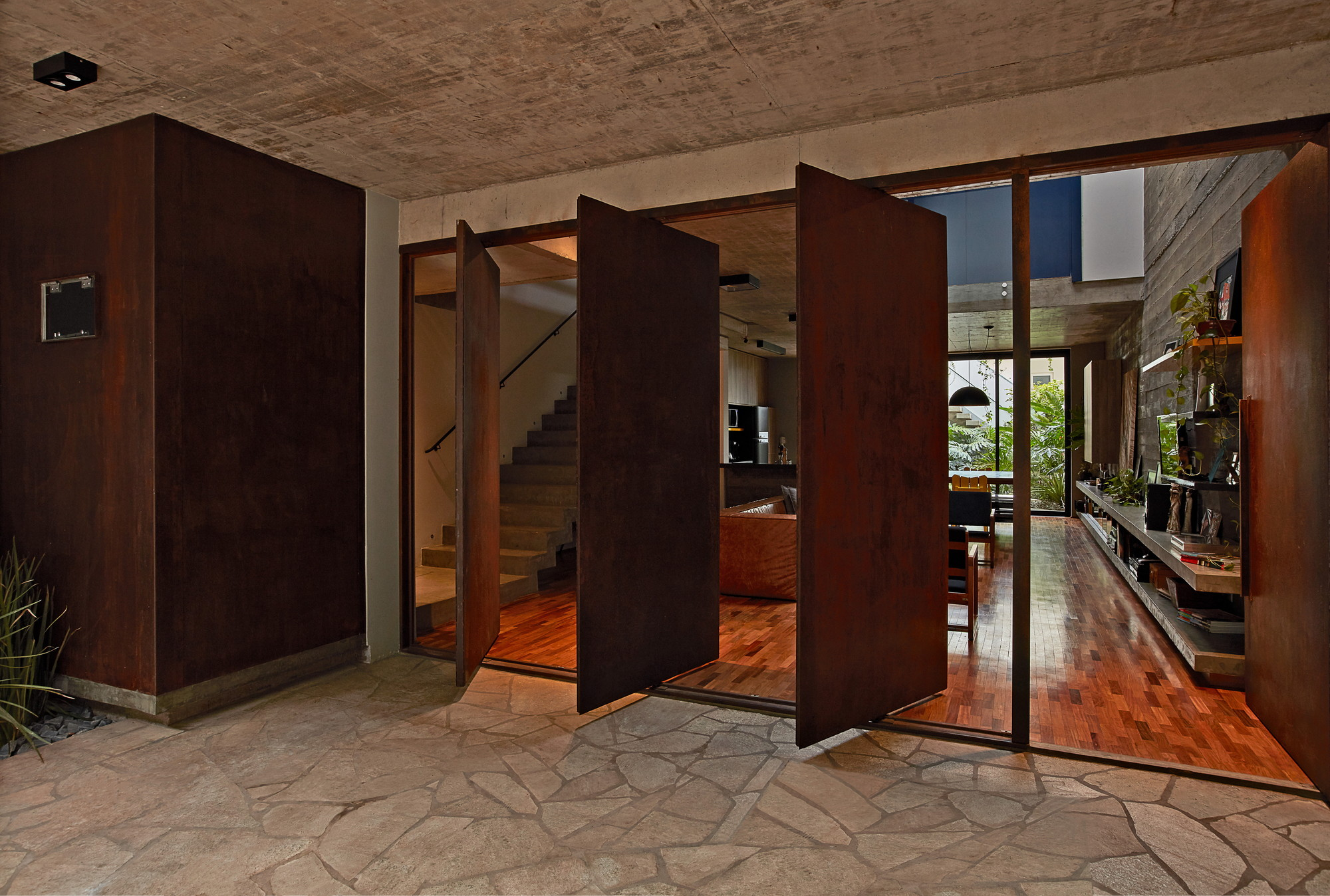 Gallery Of House 538 Une Arquitetura 4