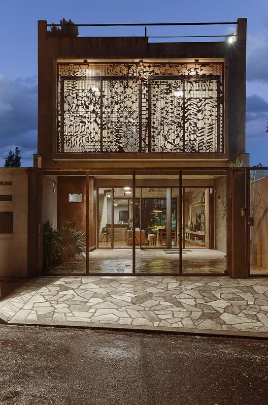 Casa 538 / Une Arquitetura, © Bulla Jr.