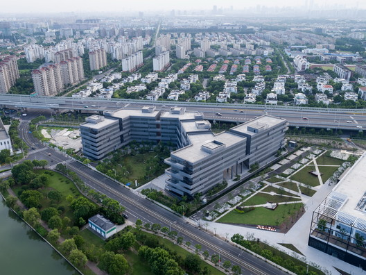 Aerial. Image © Hao Chen