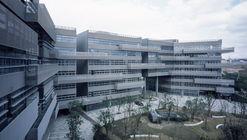 ZhangJiang IC Harbor Phase I / Atelier Archmixing + Atelier Liu Yuyang Architects