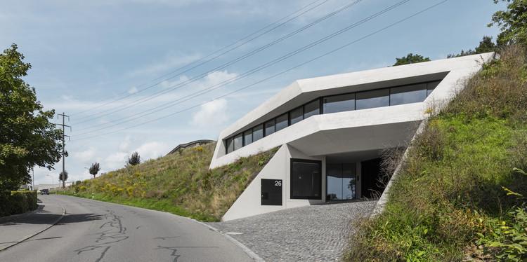 Monolitär / Dost Architektur GmbH, © Andrin Winteler