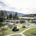 Seehof noa network of architecture archdaily for Seehof hotel bressanone