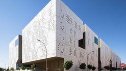 Palácio da Justiça / Mecanoo + AYESA