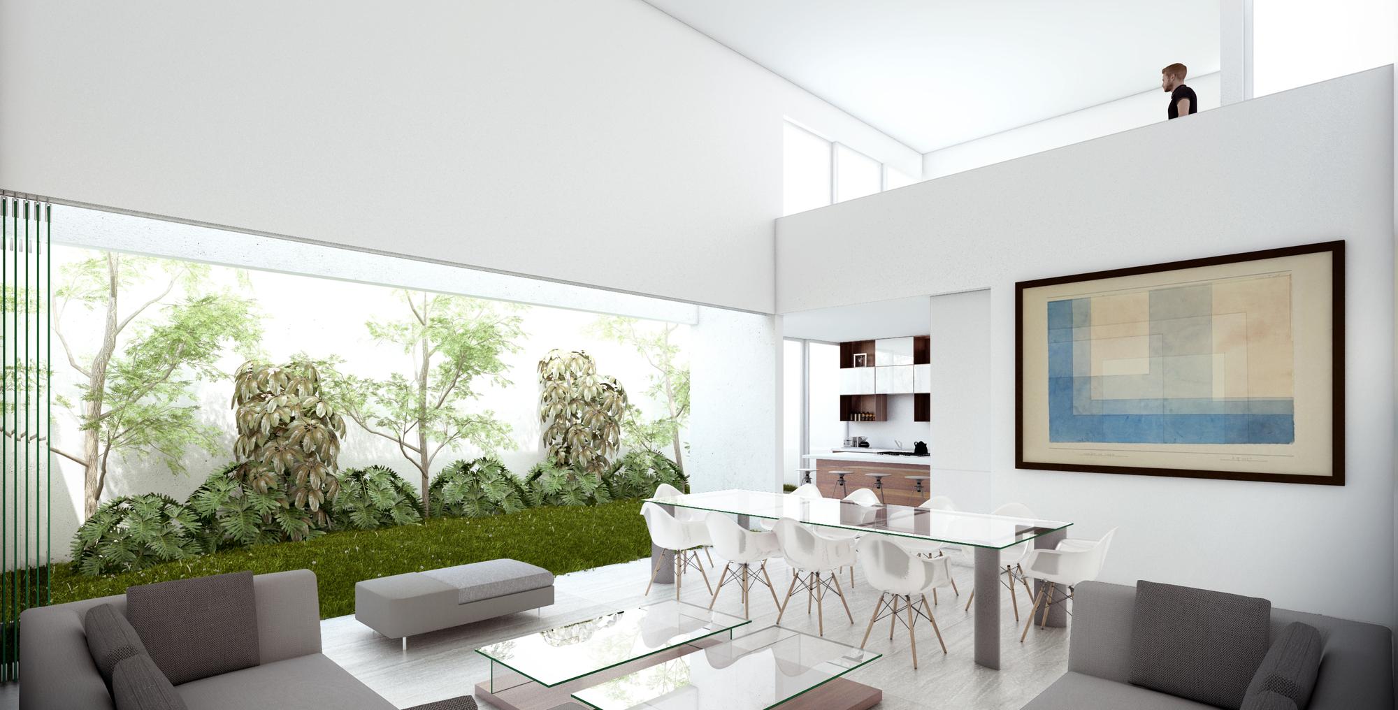 Galer a de estos son los mejores proyectos finales del for Taller de diseno de interiores