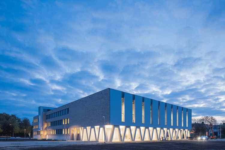 Augustinianum / architecten|en|en + Studio Leon Thier, © BASE Photography