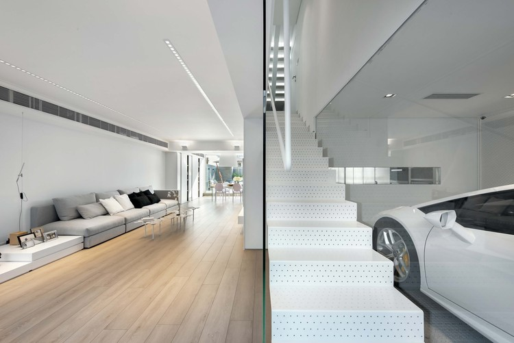 House in Hong Kong / Millimeter Interior Design | ArchDaily